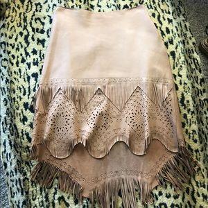 Jean Paul Gaultier Size 6 Femme Skirt